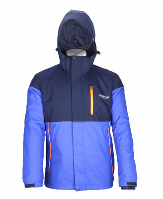 If your next expedition is more demanding in temperature, you'll need warm, reliable protection from the penetrating cold and bitter, chill winds. the jacket which will keep you warm and cosy right down to -10°C.  The outer shell is made of Light fabric to make it windproof, lightweight and water-repellent.