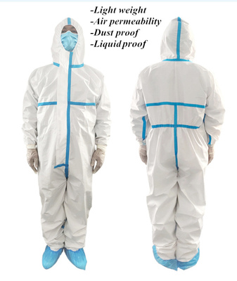 Daily protective protective cloth suit and safety equipment
