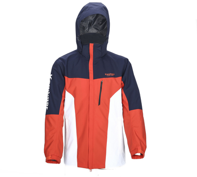 The jacket offers rain and weather proofing as well as stretch. With minimal features to save on weight and making it easily packable, this is the ideal jacket for when the rain catches you out on a climb.  This Jacket is designed to be worn while climbing as well as walking and is perfect for year-round use in uncertain weather conditions.