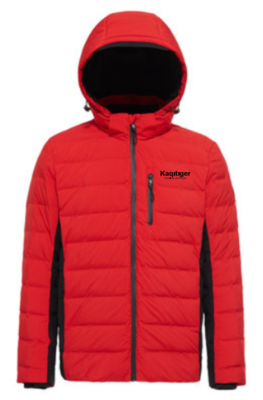 If you're planning a winter adventure or expedition, this jacket is a lightweight synthetic filled outer layer jacket that will keep you warm and comfortable